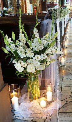 Wedding Dinner, Wedding Table, Wedding Day, Catholic Wedding, Church Wedding, White Wedding Decorations, Ceremony Decorations, Table Decorations, Wedding Story