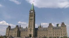 """Too funny! Canada's Parliament building bells played the """"Imperial March"""" on May the fourth 2015 (May the force...) Star Wars Day."""