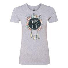 Free Life Women's t-shirt