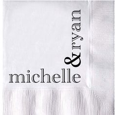 100 Custom Cocktail Napkins by PersonalPartyStyle on Etsy, $65.00