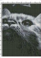 Gallery.ru / Фото #6 - 49 - TATO4KA6 Animals, Crossstitch, Dots, Cross Stitch, Cross Stitch Animals, Crosses, Animales, Animaux, Animais
