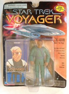 Star Trek Voyager The Vidiian 4 inch Action Figure #PlaymatesToys