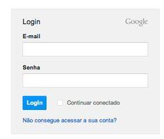 Como fazer login com seu telefone alternativo - Ajuda do Conta do Google