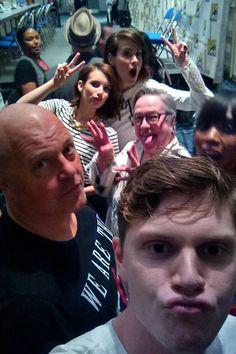 Evan Peters' Selfie :)  // Too Cute! // American Horror Story // @mannypaule