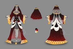 Custom Outfit #4 - resold by Nahemii-san.deviantart.com on @DeviantArt
