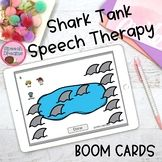 Shark Tank Boom Cards Speech Therapy Articulation Language Articulation Therapy, Speech Therapy Activities, Receptive Language, Speech And Language, Special Needs Students, Special Education Teacher, Shark Tank, Blank Cards, Invitations
