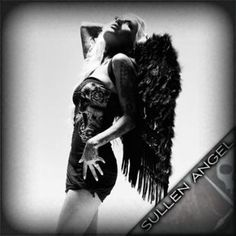 Sullen Angel Bernadette  #sullenclothing #sullenangels #sullentv #sullenangelsearch #itsmsmurder