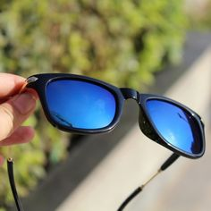 Trendy Square Full Frame Unisex Sunglasses