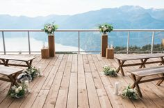 Joan and Steve share a love for the mountains around Vancouver, so it only made sense for them to marry at Sea to Sky Gondola in an intimate elopement. Vancouver Wedding Venue, Vancouver Wedding Photographer, Inexpensive Wedding Venues, Elope Wedding, Wedding Bells, Diy Wedding Decorations, Nice View, Sky, Inspiration
