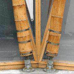 detalle anclaje bambú