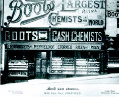 Boots History