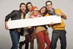 Smiling people with empty board. Group of smiling people with empty board , Bachelor Party Games, Bachelorette Party Food, Smiling People, Party Expert, Girl Friendship, People Icon, Party Venues, Business Icon, Best Friends