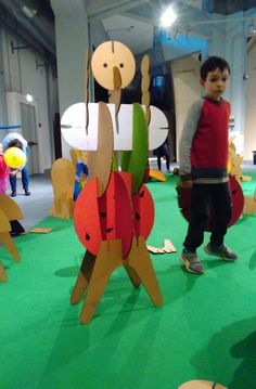 Milimbo, Ricetta per un gigante, UovoKids 2015