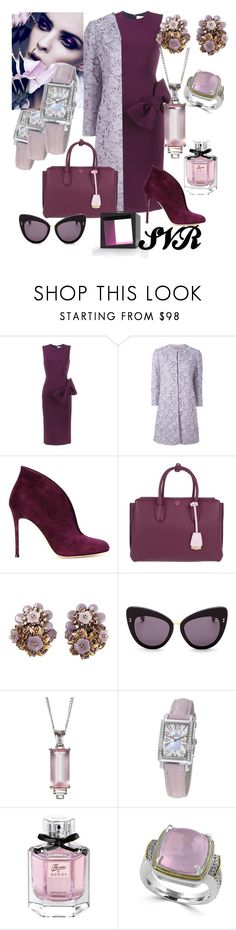 """""""SVR style,,"""" by svrrvs ❤ liked on Polyvore featuring Roksanda, Giambattista Valli, Gianvito Rossi, MCM, STELLA McCARTNEY, Patience Jewellery, Gevril, Gucci and Effy Jewelry"""