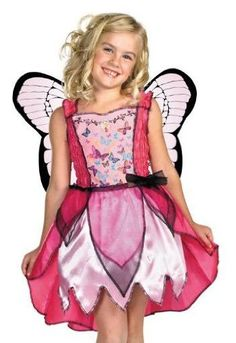 Halloween Costume Ideas - Mariposa Classic Costume,Toddler: 3T-4T. This awesome product currently in stocks, you can get this Toy now for $29.99 $27.99.