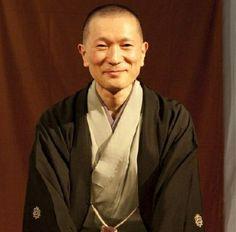 Rakugo, Bologna  Nipponica 2010  Il Maestro Sanyutei Ryuraku, uno dei massimi interpreti viventi di Rakugo.