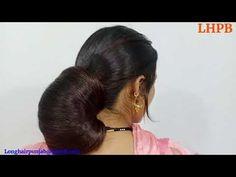 Loose Buns, Brushing, Thick Hair, Hair Brush, Messy Hairstyles, Long Hair Styles, Healthy, Youtube, Beautiful
