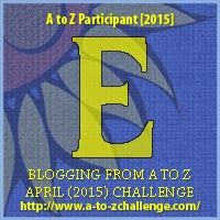 E is for Every Day in the 2015 A to Z Blogging Challenge at Between the Keys.