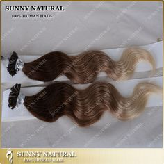 Find More Human Hair Extensions Information about Wholesale U Tip Hair virgin Brazilian U Shaped Hair 1g/s 100s Ombre Color Nail Hair Extension wavy texture,High Quality hair color red hair,China hair dye grey hair Suppliers, Cheap hair extensions white girls from  Sunny Natural Human Hair Products Factory on Aliexpress.com