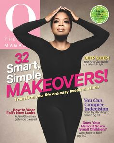 You've Got to See Oprah in a Bodysuit—and Hear What She Has to Say About It   Women's Health Magazine