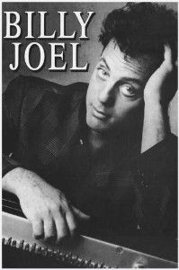 Billy Joel. Love this man!