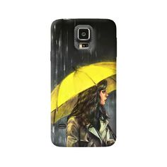 Downtown Trains Samsung Galaxy S5 Case from Cyankart