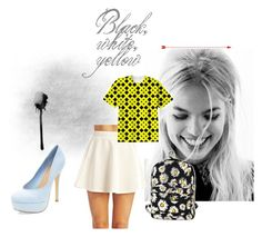 JESTEM by agnieszkadd on Polyvore featuring moda, Wet Seal and Motel