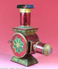 Lanterne magique 1860 LAPIERRE