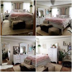 My bedroom makeover. #diy #hobo   #Moroccan #vintage