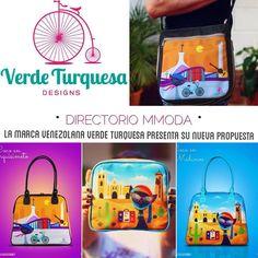 """La Marca Venezolana @veturquesa sorprende y enamora  con su nueva colección """"Coco Poulain"""" sigue recorriendo #Venezuela conoce más de la colección en: http://ift.tt/1m3rYbC (enlace en la biografía). - #DirectorioMModa #MModaVenezuela #NewCollection #Venezuela #Moda #Carteras #HechoenVenezuela #DiseñoVenezolano #Tendencias #Latinoamerica #WorldWide #FashionLover"""