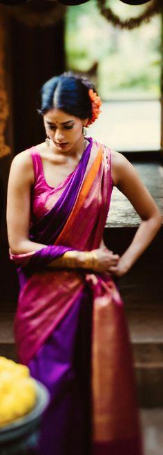 this pic via@desaipurva Vani Polavaram's Laxmi Collection; UPPADA, BENARASI, KALAMKARI, JAMDANI, KOTA, KANJEEVARAM, KHADI sarees. original pin by @webjournal. source link:http://maddyland.com/lakshmilookbook/