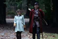 Gaston and Belle in Once Upon a Time