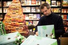 12/12/12 Christmas Author Evening - Simon Grant author of 'In My View'
