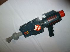 Ghostbusters Pop Gun Toy Ghost Blaster Kenner Nerf Vintage 80'S | eBay