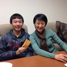 Congrats to new home owner's; Min Z and her son Chenyuan!