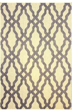 Rugs USA Outdoor Lattice Grey Rug. Rugs USA Autumn Sale 70% Off! Area rug, rug, carpet, design, style, home decor, interior design, pattern, home interior,  trends, home, statement, fall,design, autumn, cozy, sale, discount, interiors, house, free shipping, Halloween, fall decorations, fall crafts, fall décor, great winter, winter, warm, furniture, chair, art.