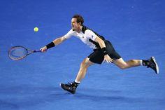 Andy Murray tumba a David Ferrer y avanza a semifinales