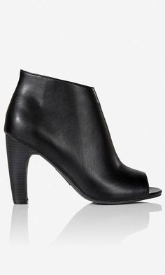 50625a5ec5545 20 Best Trend We Love  Peep-Toe Ankle Boots images