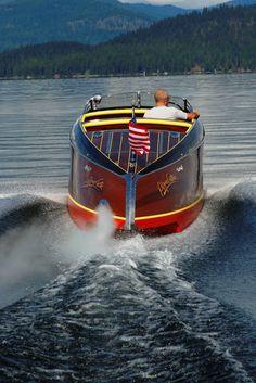 "StanCraft Torpedo's 2013 22′ ""Pisque Cutter"""