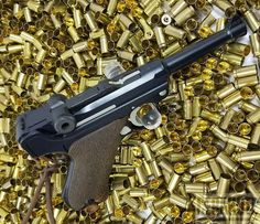 26 Best Luger pistol images | Guns, Firearms, Hand guns