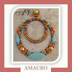 Complemento Flamenca by Aralba Verdu para Amauro