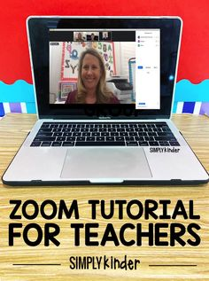 ZOOM is a great online platform that teachers can use for online teaching. But it can be a little intimidating and overwhelming. And so here is our ZOOM tutorial for teachers! #RemoteLearning #TeachingTips #TeachingHelp #DigitalClassroom #ClassroomTechnology #Zoom #TeachingStrategy