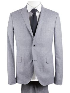 Fragosto Exclusive Tailors Italy - slim fit three pieces suit - vitalle barberis canonico wool fannel