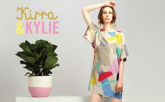 Kirra Jamison X Obus | dress, pot and print - all Melbourne made!