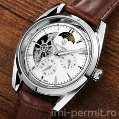 Ways to wind an automated watch - How Automatic wristwatches Work - Automatic vs mechanical watch - Watch Brands: Find Watches Android Watch, Expensive Watches, Luxury Watches For Men, Mechanical Watch, Stainless Steel Watch, Automatic Watch, Watch Brands, Business Fashion, Digital Watch