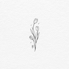 ankle tattoo designs drawing The post Ankle Tattoo Designs Drawing appeared first on Mary& Secret World. Tattoo Life, Form Tattoo, Shape Tattoo, C Tattoo, Tulip Flower Drawing, Simple Flower Drawing, Lotus Flower, Simple Flower Tattoo, Simple Flower Design