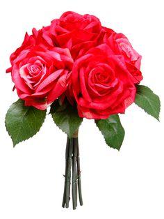 Artificial Rose Bouq