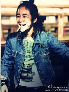 Jang Keun Suk ~~ no smoke please