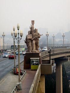 Yangtze River Bridge - Nanjing, China