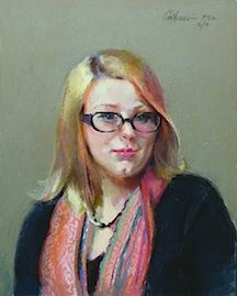 Judith Carducci Portraits in Pastel or Oil on Canvas